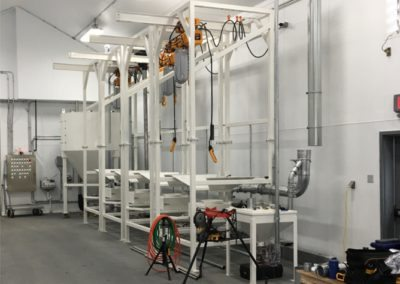 Brewery Bulk Bag Unloaders