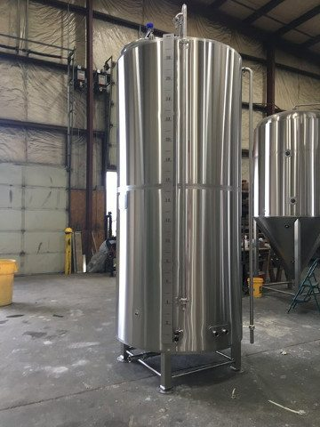 Brewery Hot Liquor Tank