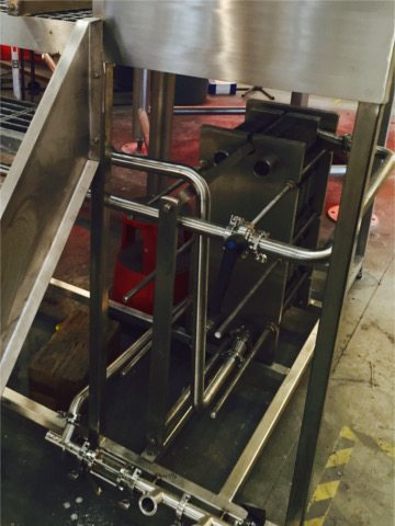 Brewery Heat Exchanger