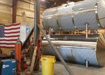 30 bbl Maturation Tanks