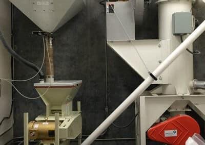 Brewery Grain Handling Setup