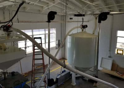 Augers and brewery system